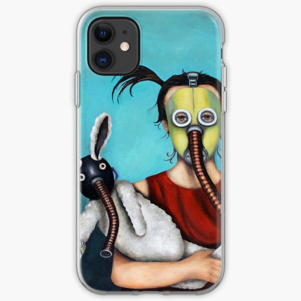 Playtime 2050 iPhone Soft Case