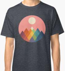 Rainbow Peak Classic T-Shirt