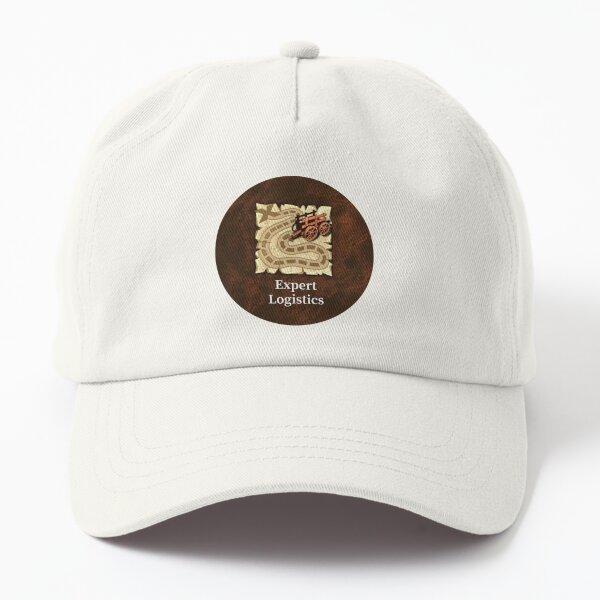 Expert Logistics - Heroes of Might and Magic III expert logistics skill Dad Hat