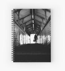 Passenger. Spiral Notebook