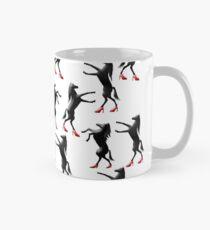 horse shoes Mug