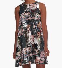 Negan - The Walking Dead A-Line Dress