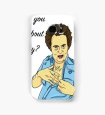 What do you know about tommy? - Bob fossil Samsung Galaxy Case/Skin