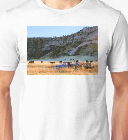 Midwest Scottsbluff Western Nebraska Panhandle  Unisex T-Shirt
