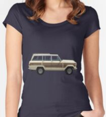 Jeep Wagoneer Fitted Scoop T-Shirt