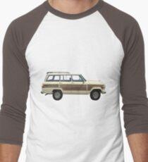 Jeep Wagoneer Baseball ¾ Sleeve T-Shirt