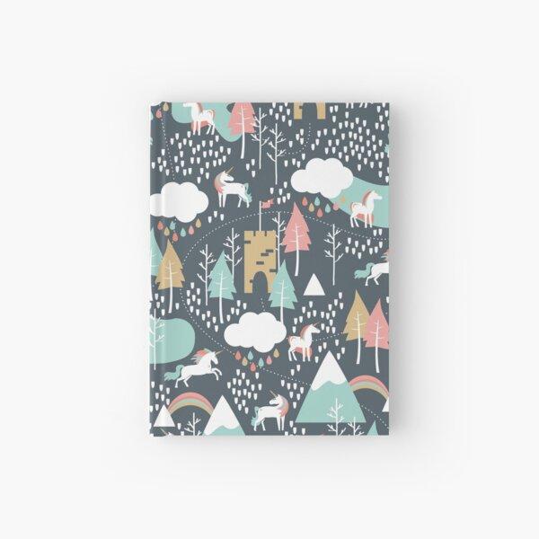 Unicorn Love Hardcover Journal
