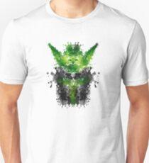 Rorschach Yoda T-Shirt