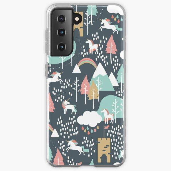 Unicorn Love Samsung Galaxy Soft Case
