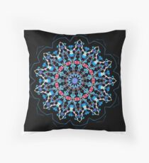 Modern Mandala Art 53 Throw Pillow