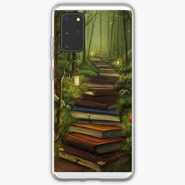 The Reader's Path Samsung Galaxy Flexible Hülle