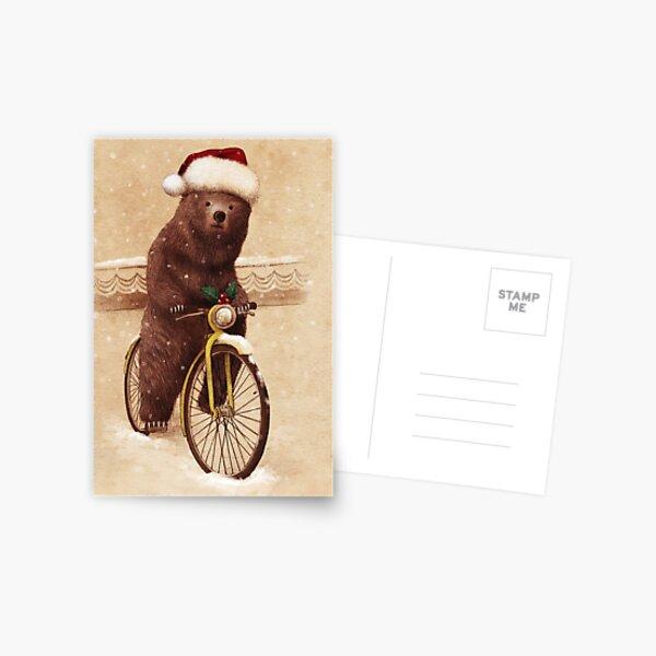 A Barnabus Christmas Postcard