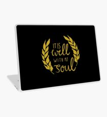 Christian Quote Laptop Skin