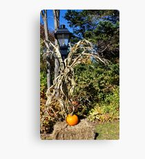 Autumn in Narnia  Canvas Print