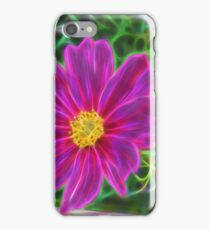 Fractal Flower 2 iPhone Case/Skin