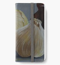 Garlic and Onions iPhone Wallet/Case/Skin