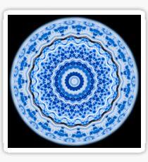 Modern Mandala Art 61 Sticker