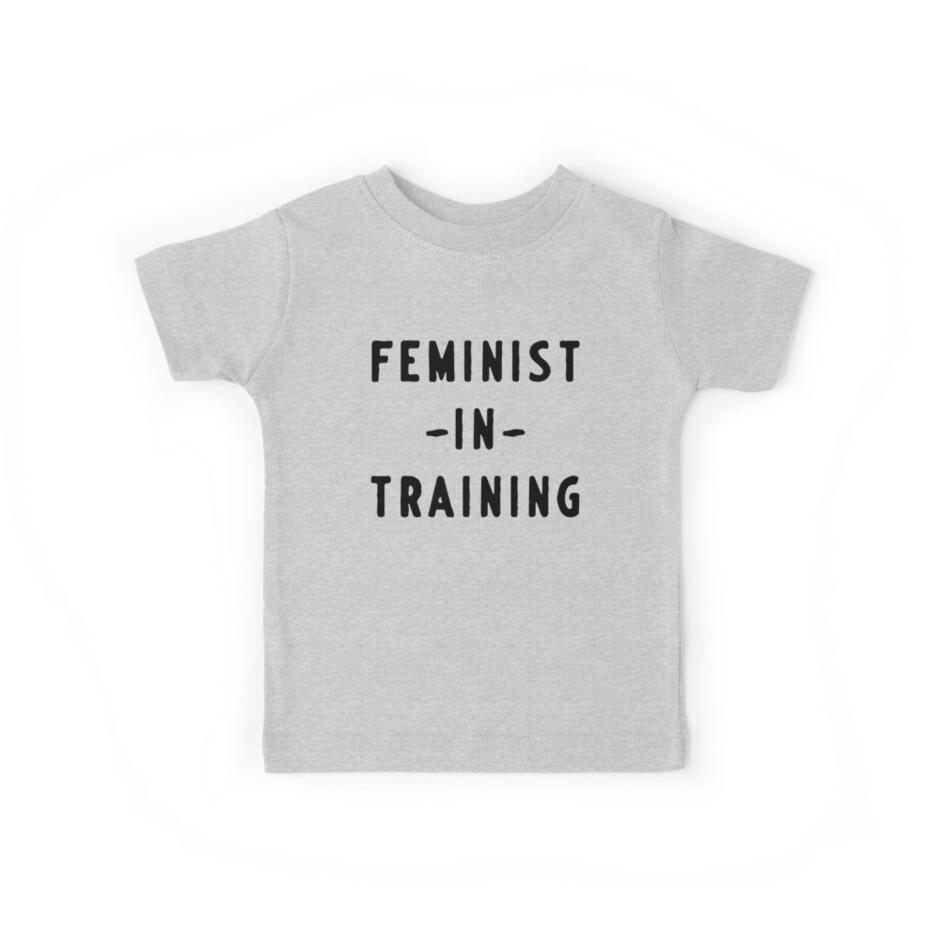 Feministin im Training von artack