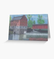 Bollinger Mill Greeting Card