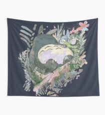The Big Friend Wall Tapestry