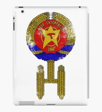 USSR Enterprise iPad Case/Skin