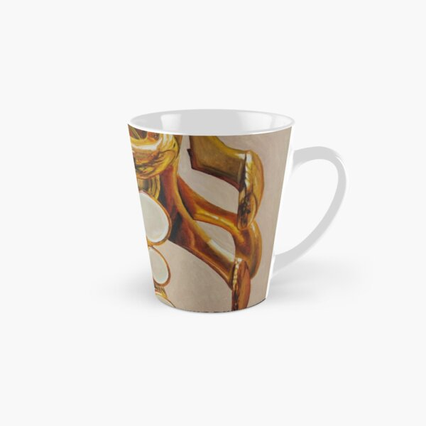 Saxophone Tall Mug