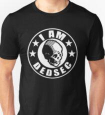 DedsecSkullRoundLogo Unisex T-Shirt