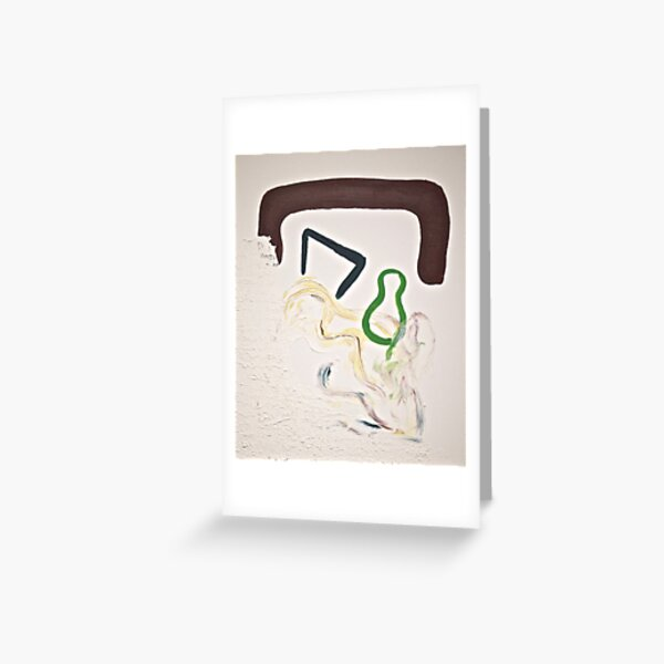 In Bed All Day Greeting Card
