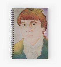 Pierre Bezukhov Spiral Notebook