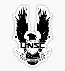 UNSC Sticker