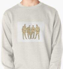 Crumpled Pullover