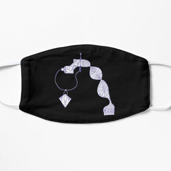 M.I. #31 |☽| D.N.A. Corruption Flat Mask
