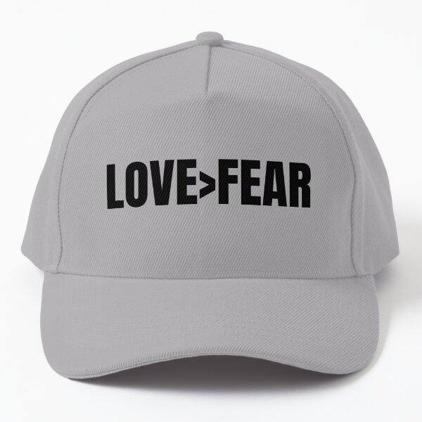 LOVE>FEAR Baseball Cap