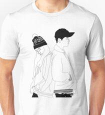 Dean and Heize kpop Unisex T-Shirt