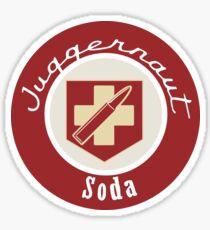 Juggernog Sticker