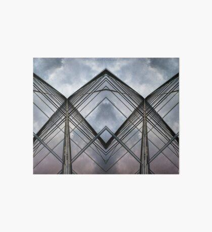 Glass Lines 2 Art Board