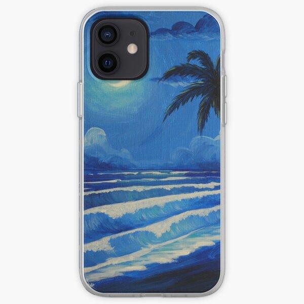 Moonlit Waves iPhone Soft Case