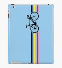 Bike Stripes Belgian National Road Race v2 iPad-Hülle & Skin
