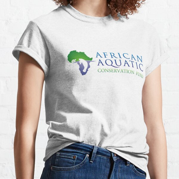 African Aquatic Conservation Fund Classic T-Shirt