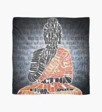 Der Achtfache Pfad Buddha Tuch
