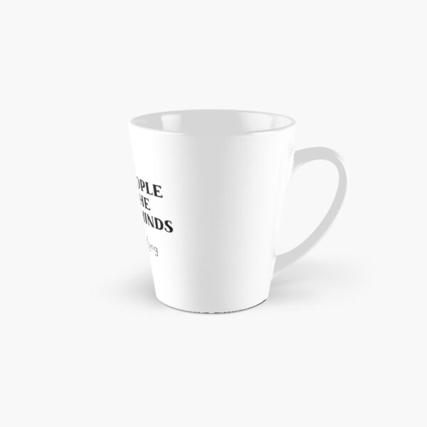 Stephen King - Quiet people have the loudest minds Tall Mug