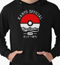 Kanto official gym leader Lightweight Hoodie