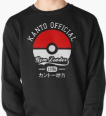 Kanto official gym leader Pullover
