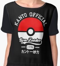 Kanto official gym leader Chiffon Top