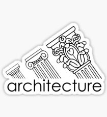 Adidas Architecture Sticker