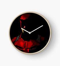 Devil. Clock