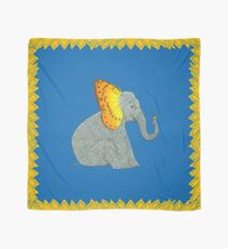 Elephant and Butterfly Scarf