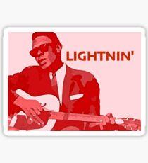 Lightnin' Hopkins Sticker