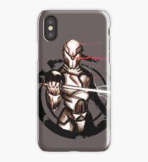 Cyborg Ninja iPhone Case/Skin