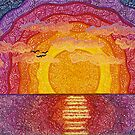 Summer Sunset by Niki Bertsch